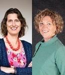 Carla de Bont en Sandra Franken