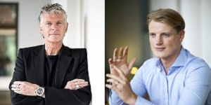 Willem Allertz en Stefan Zondag, consultants OR Consultancy